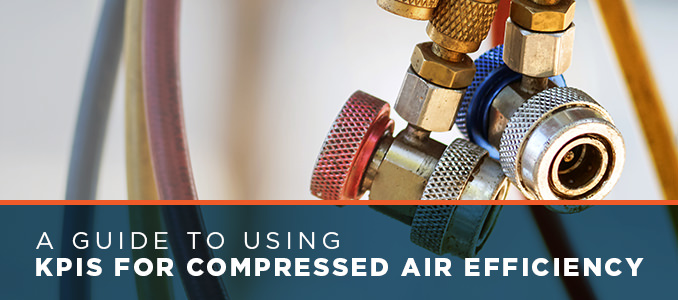 using kpis for compressed air efficiency