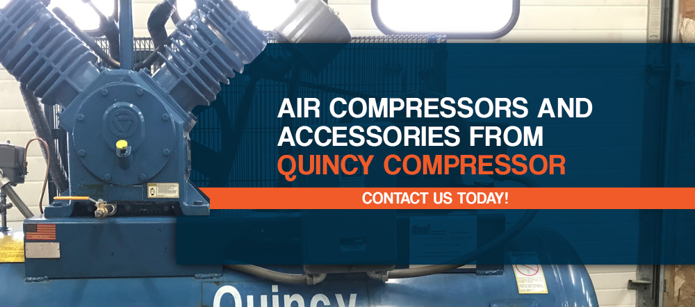 Air Compressors and Accessories From Quincy Compressor