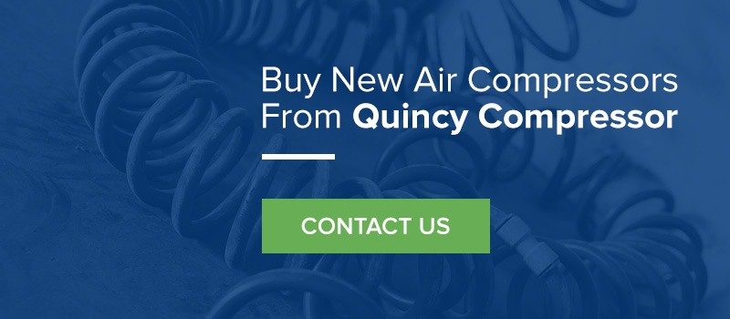 buy new air compressors from quincy compressor