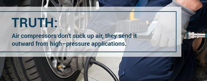 compressed air myths