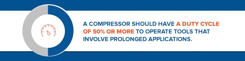 install an air compressor in garage