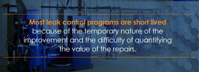 compressor leak control programs