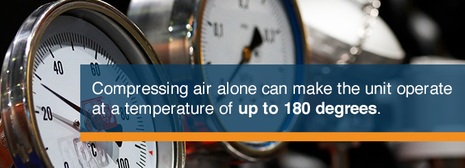 how long do oil-less air compressors last