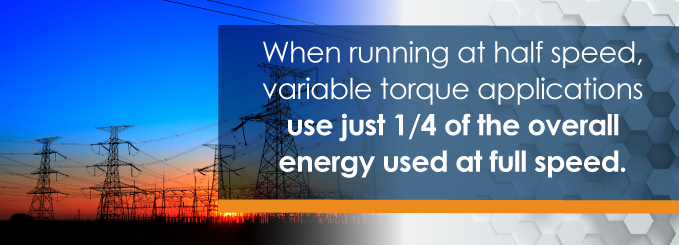 benefits of variable frequency drives