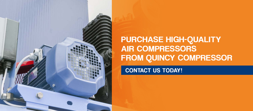 Purchase high-quality air compressors from quincy compressor