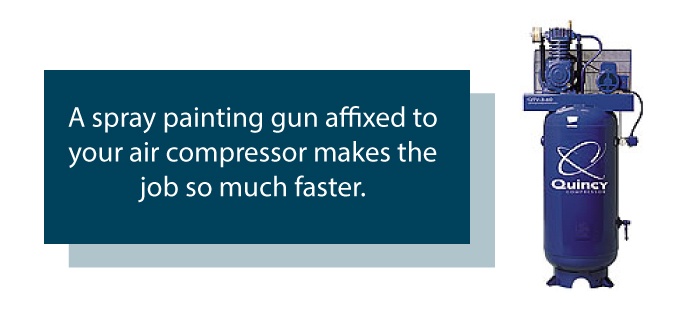 air compressor uses on a farm