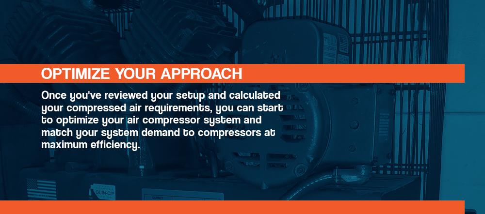 optimize your air compressor system