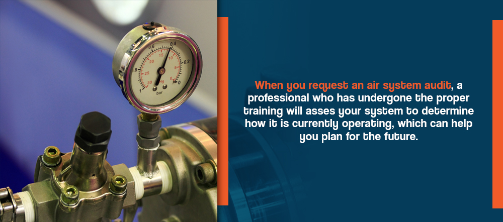 How Completing an Air Audit Can Help