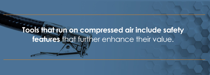 future of compressed air use