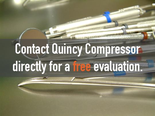 contact quincy compressor